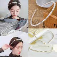 Bando korea Mutiara pearl Headband korea Hairband