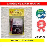 Multitester Multimeter Avometer Mini Nankai Analog YX-1000A SKLS SANWA