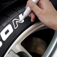 Spidol Ban Mobil Motor Toyo Paint Marker Original Warna Putih
