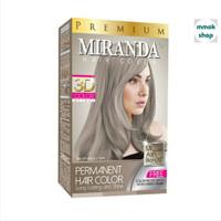 Miranda Premium Hair Color MC-16 Ash Blonde