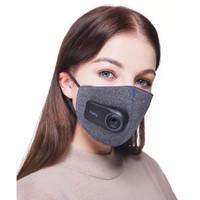 Masker anti Gerah, Xiaomi Purely Masker Anti Polusi Air Mask PM2.5