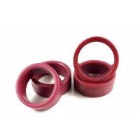 Ban Maroon M / Rep Tamiya 95208 Low Friction Low Profile Tire