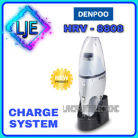 Vacum Cleaner Portable DENPOO HRV 8808 CHARGE SYSTEM