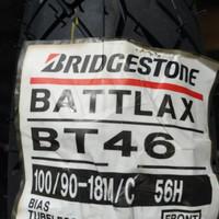 Ban 100/90-18 BT46 Bridgestone Battlax Depan RX King Ninja