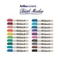 Artline Supreme Brush Marker Pen Part 2 - Art Calligraphy Artline