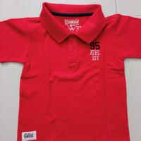Baju Kaos Kerah Anak Laki-laki (Osh Kosh)