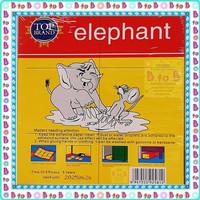 Lem Tikus cap Gajah - Lem papan - racun tikus - Mao wang - Grosir Lem