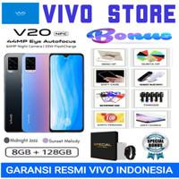 VIVO V20 RAM 8/128 GB GARANSI RESMI VIVO INDONESIA