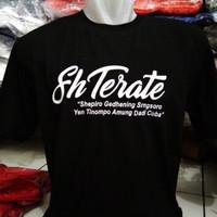 Baju Kaos T-shirt SH Terate / PSHT / Kaos Pencak Silat / Kaos Pria