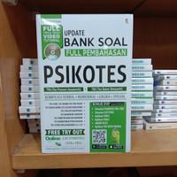 Update Bank Soal Full Pembahasan Psikotes