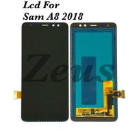 LCD TOUCHSCREEN FOR SAMSUNG GALAXY A8 2018 - A530 LCD TS FULLSET