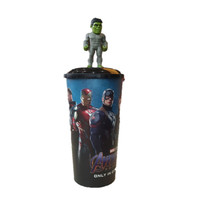 Cinepolis Tumbler Avengers - HULK - Official Merchandise 22oz