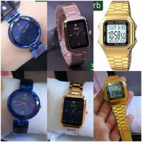 jam tangan cewek cowok murah