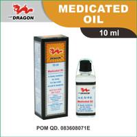 Medicated Oil Cap Dragon 10ml