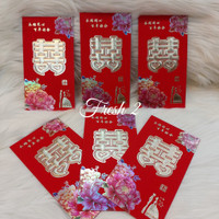 angpao shuangxi/amplop sangjit/angpau wedding