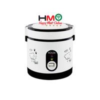 Rice Cooker Magic Com Mini 0,6 Liter Travelng Bolde Titanium Eco