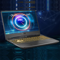 Laptop Asus TUF Gaming F15 Fx506LH Intel Core i7 10750h