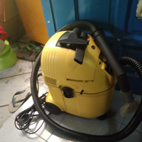 Vakum Vacum Vacuum Extractor Karcher SE 3001 Second Normal Malang