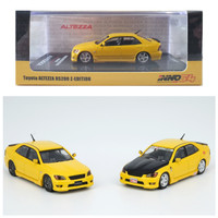 Inno 1/64 Toyota Altezza RS200 Z Edition with Separate Decal and Wheel