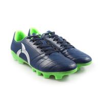 Sepatu Bola Ortuseight Mirage FG - Deep Blue/White/Fluo Green
