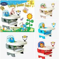 (Baby Club Itc Bsd) PLIKO FOLDING BOOSTER SEAT (KURSI MAKAN BAYI)