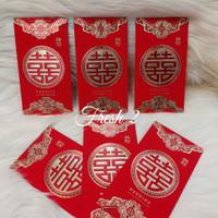 angpao sangjit/angpao shuangxi/angpao wedding/amplop 19x7cm