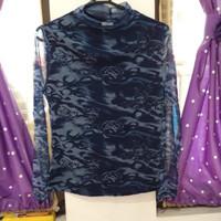 baju preloved wanita/ sisa eksport - navy