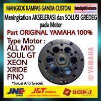 mangkok kampas ganda/kopling yamaha mio sporty mio m3 xeon custom