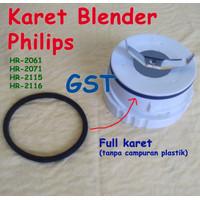 Karet seal blender philips gelas bumbu parts HR 2061, 2071, 2115, 2116