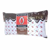 Chocolate Filling Pasta / Selai Coklat merk Tulip kemasan 5 kl / kilo