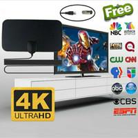 Antena TV Indoor Digital Original Taffware Ultra HD