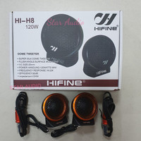 Tweeter Hifine H8