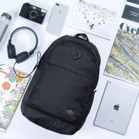 Backpack Alva - Visval - Hitam - Tas Ransel