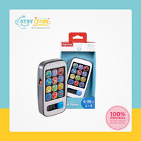Fisher Price Laugh And Learn Smart Phone / Mainan Edukasi Anak