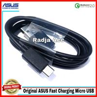 Kabel Data Asus Zenfone 3 Selfie Max Pro M1 M2 Original 100% Micro USB