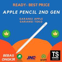 Apple Pencil 2nd Generation iPad Pro 2020 2018 iPad Air 4 2020 Resmi