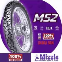 Ban Motor Mizzle M52 300-17 Tubetype ( Ban Luar )