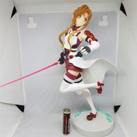 figure pvc sword art online alicization asuna