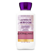 BBW Body Lotion Lavender In Bloom 236ml