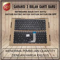 Keyboard Asus Laptop A411 A411q A411u X411 X411u X411q X411m X411n