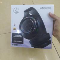 Audio Technica ATH-WS990BT Solid Bass Headphones Hi-Res Original Resmi