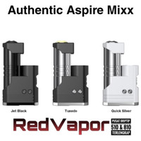 Aspire Mixx Box Mod 60W Sunbox Authentic Compatible with 18350 18650