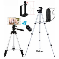 DK3888 TRIPOD 1M STANDING HP WITH TOMSIS BLUETOOTH WIRELESS PHONE HOLD
