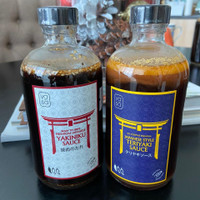 Yakiniku dan Teriyaki Sauce Combo 2 Variant Yasa Japanese