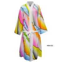 Handuk kimono dewasa pelangi handuk model baju dewasa handuk berenang