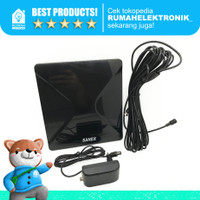 Antene TV LCD / Tabung outdoor indoor digital analog HDTV Sanex SN 777