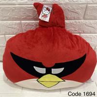 Bantal Kepala Angry Bird