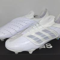 Sepatu Bola Adidas Predator Archive Limited Edition White FG