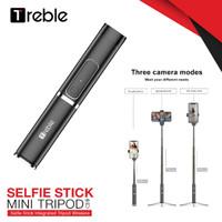TREBLE Bluetooth Tongsis/ Tripod With Remote Control - TS02