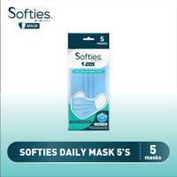 Softies Daily Mask 5's